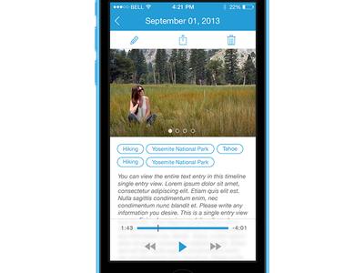 Journal/Recording App