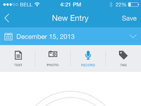 10. yackety yak note entry edit screen record 1