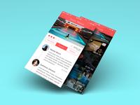 Hotel Concept iOS 7 App