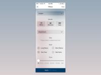 iOS Filtering