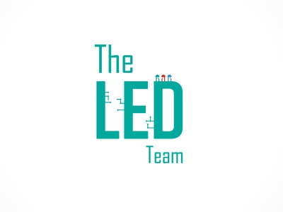 Logo for a contest led 99designs