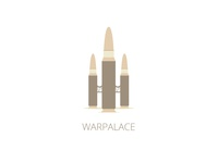 WarPalace Logo Template
