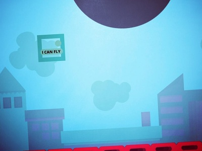 Can You Even Glide - My new game game 2d games unity graphics fly