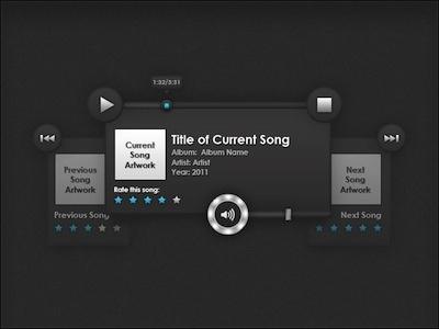 Music Player Version 3