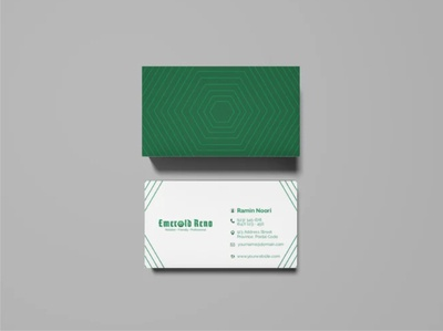 Emerald Reno Stationary