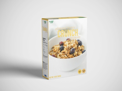 Freshly Made | Almond Butter Crunch Granola