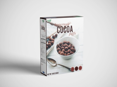 Freshly Made | Cocoa Puffs