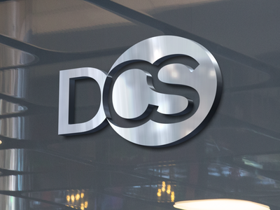 Dominant Consultancy Service brand and identity company service consultancy creative concept logo design