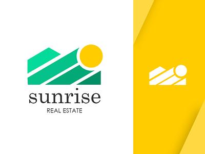 Sunrise concept logo designs rise sun creator idenity design logo concept logo design