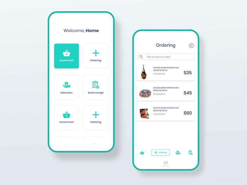 Shopping App UI app ui ux uiux uidesign mobile ui mobile application design app online shop order online app ui shopping app