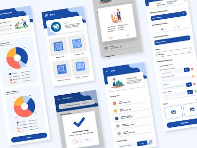 Batur - Mobile App android ux design app uidesign uiux ui ui design
