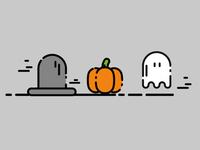 Halloween 2018 icons