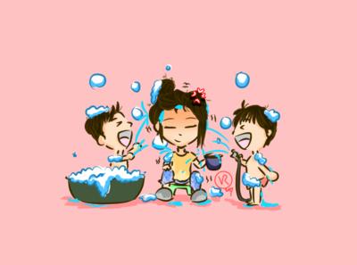 Bath War