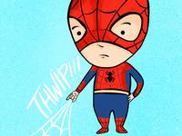 Spider-pajamas