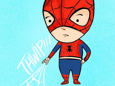 Spider-pajamas boy child kid comic book cartoon comic pajamas draw marvel costume superhero hero