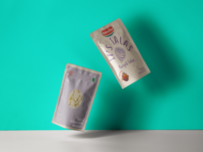 Taro Chips Packaging