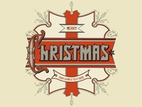 1800 Christmas Style