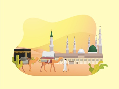 Mecca to Medina