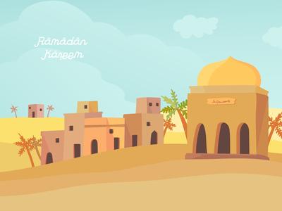 Ramadan scene 1
