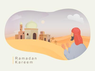 Ramadan scene 2