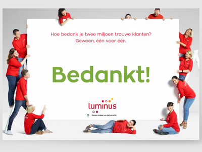 Lay-out Luminus