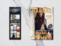 Hardal Magazine & Web Site