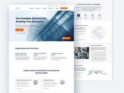 IT Solutions for business app branding user interface simple design minimal design ux ui web website