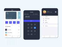 Daily UI | Payment solution APP wallet interfacedesign wallet app payment app payment design ux ui