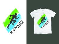 Logo - Vranjski maraton