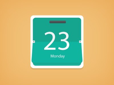 Calendar calendar flaticon icon free psd design digital illustration