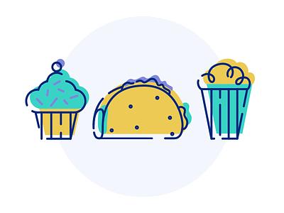 Nebula Illustration Ideas vector procreate ipad pro illustration