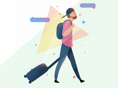 Travelling Guy