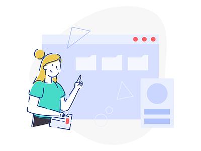 File Management file manager files procreate ipad pro illustration