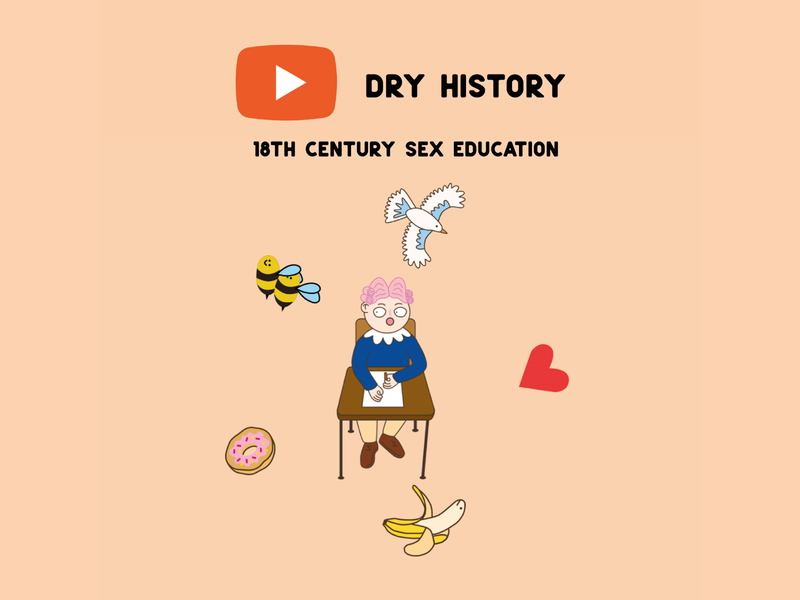 Dry History animation colors illustration design illustrator illustration education history youtube banner youtube illustration art
