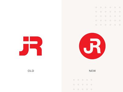 JR Bookkeeping Rebrand (TBT) tbt brand design entrepreneur startup financial accounting bookkeeping logo design rebrand branding logo monogram