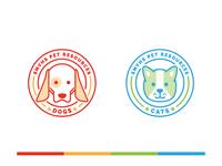 Dog + Cat Badges