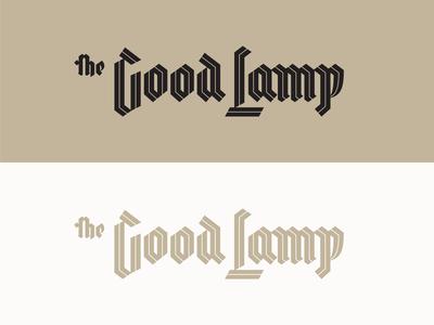 The Good Lamp