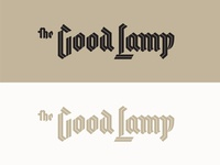 The Good Lamp