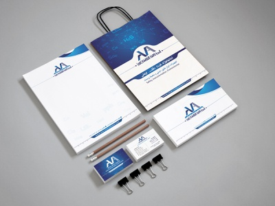 AVA Identity Design flat vector graphic ui illustration design photoshop illustrator branding logo