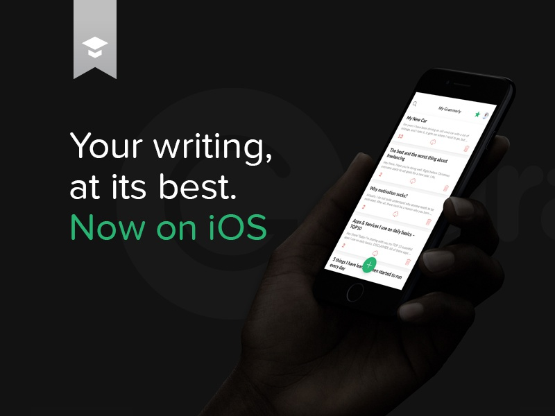 Grammarly featured on student show