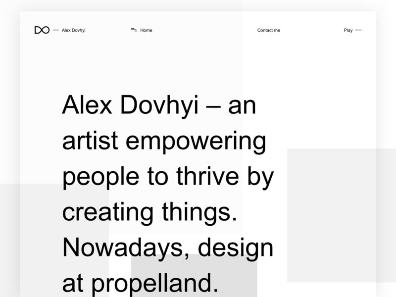 New Website Wireframes typography bigtype webflow website logo design minimal clean ux ui