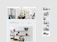 Boho Studio - project page