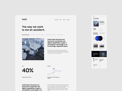 Unit 8 - case study technology web uidesign minimalistic webdesign