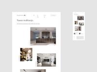 Studio Forma 96 - portfolio page