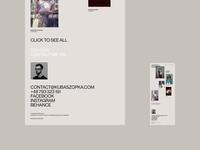 Kuba Szopka - portfolio