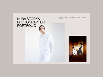 Kubaszopka - Homepage animation