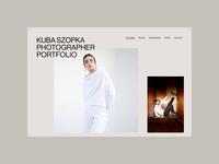 Kubaszopka - Homepage animation
