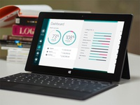 Financial Manager Win8 App