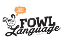 Fowl Language_Logo