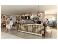 Filter Coffee Bar Rendering